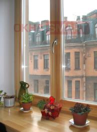 окна деревянные спб