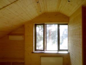 деревянные окна на дачу